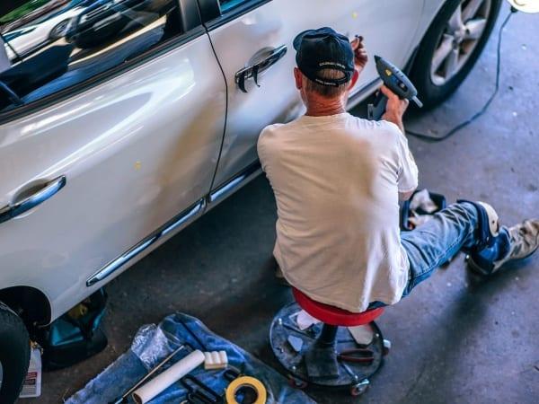 Auto Parts Installation