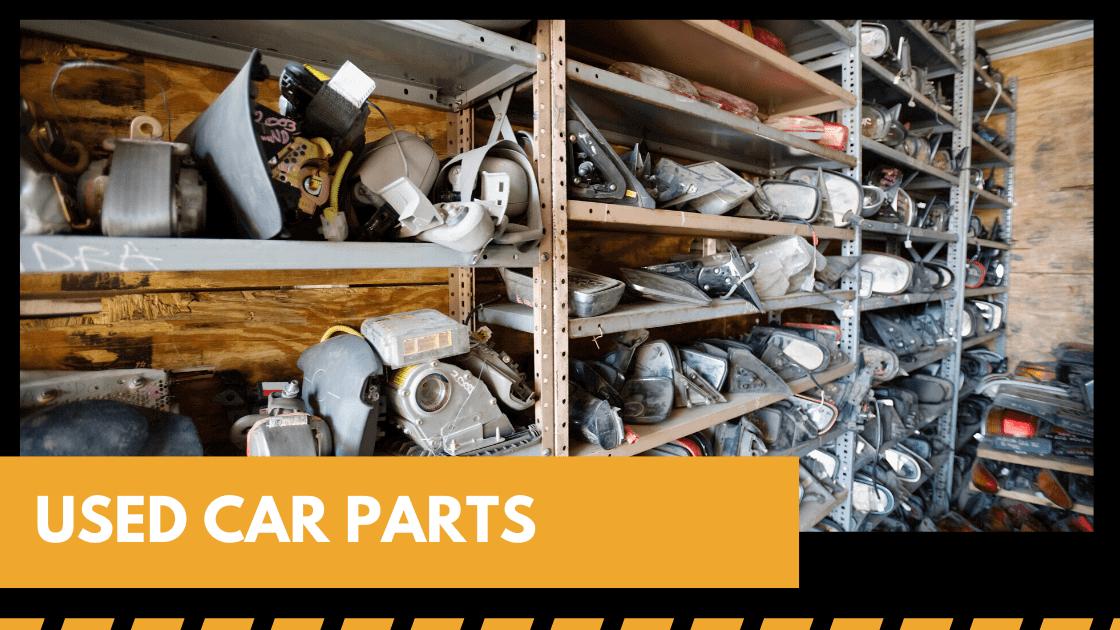 Used Car Parts Perth